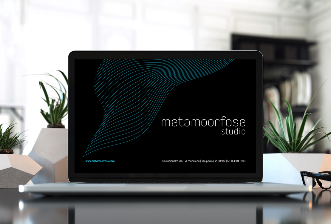 logotipo metamoorfose studio