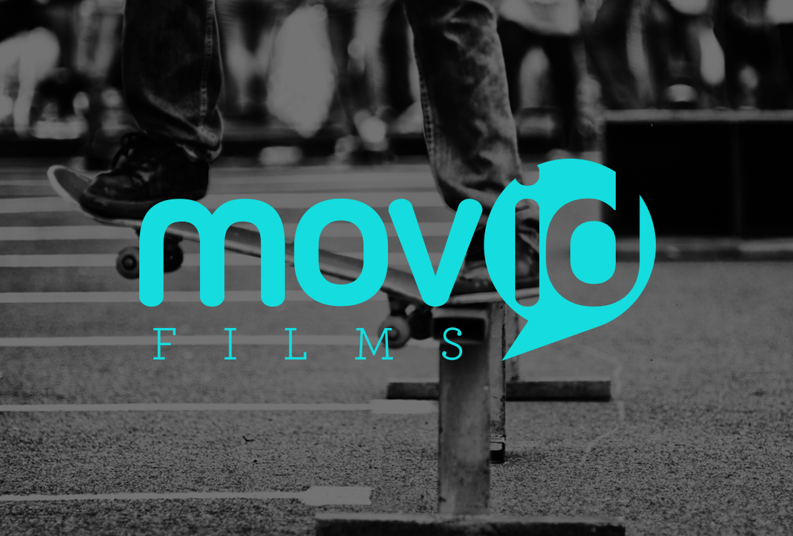 logotipo MOVID films
